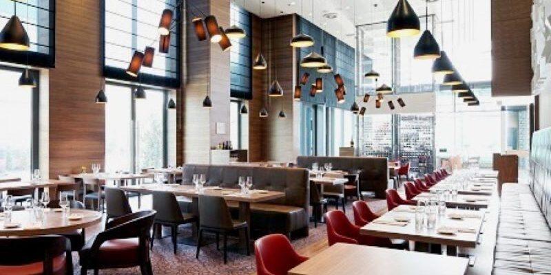 Световой дизайн для бара или ресторана