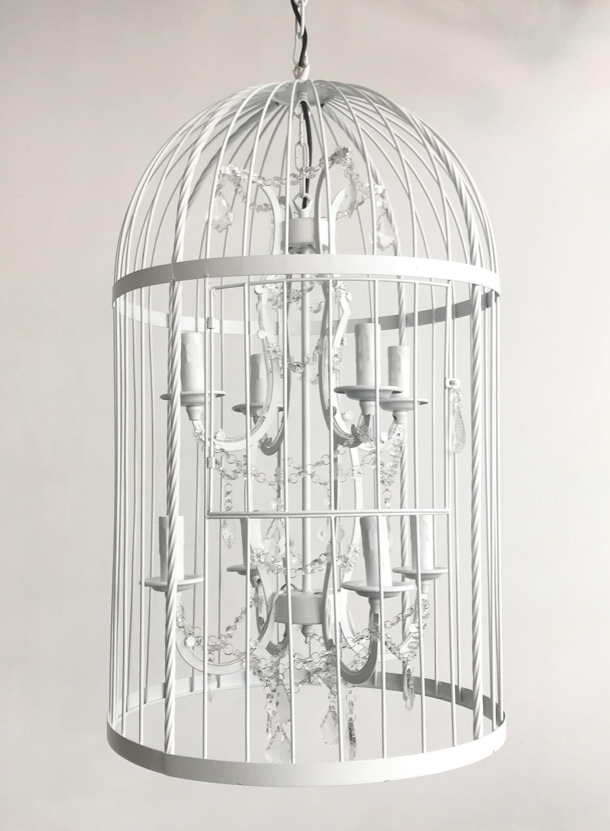 Подвесная люстра Cage