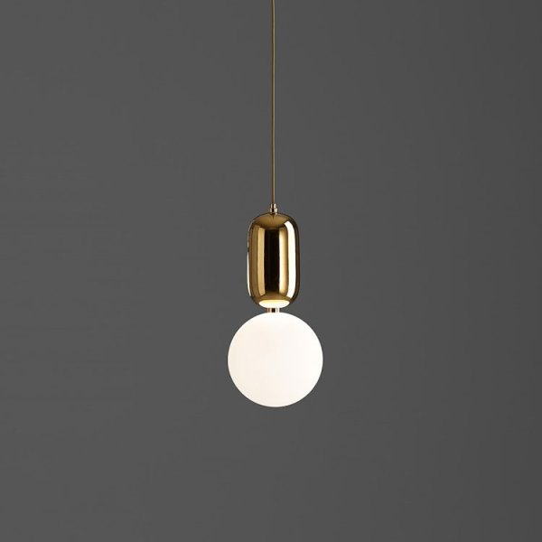 Aballs T GR by PARACHILN Gold Lamp