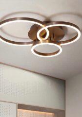 Потолочные LED люстры